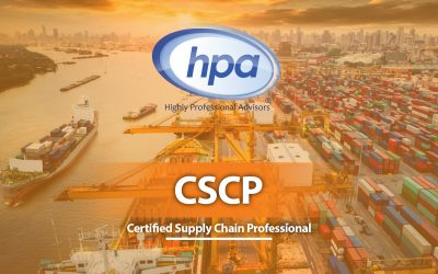 CSCP | Certified Supply Chain Professional