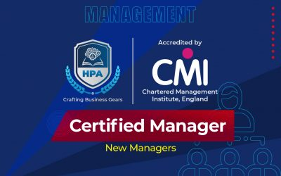 Certified Manager (New Managers)