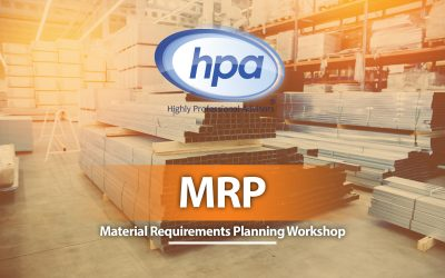 MRP | Material Requirements Planning Workshop