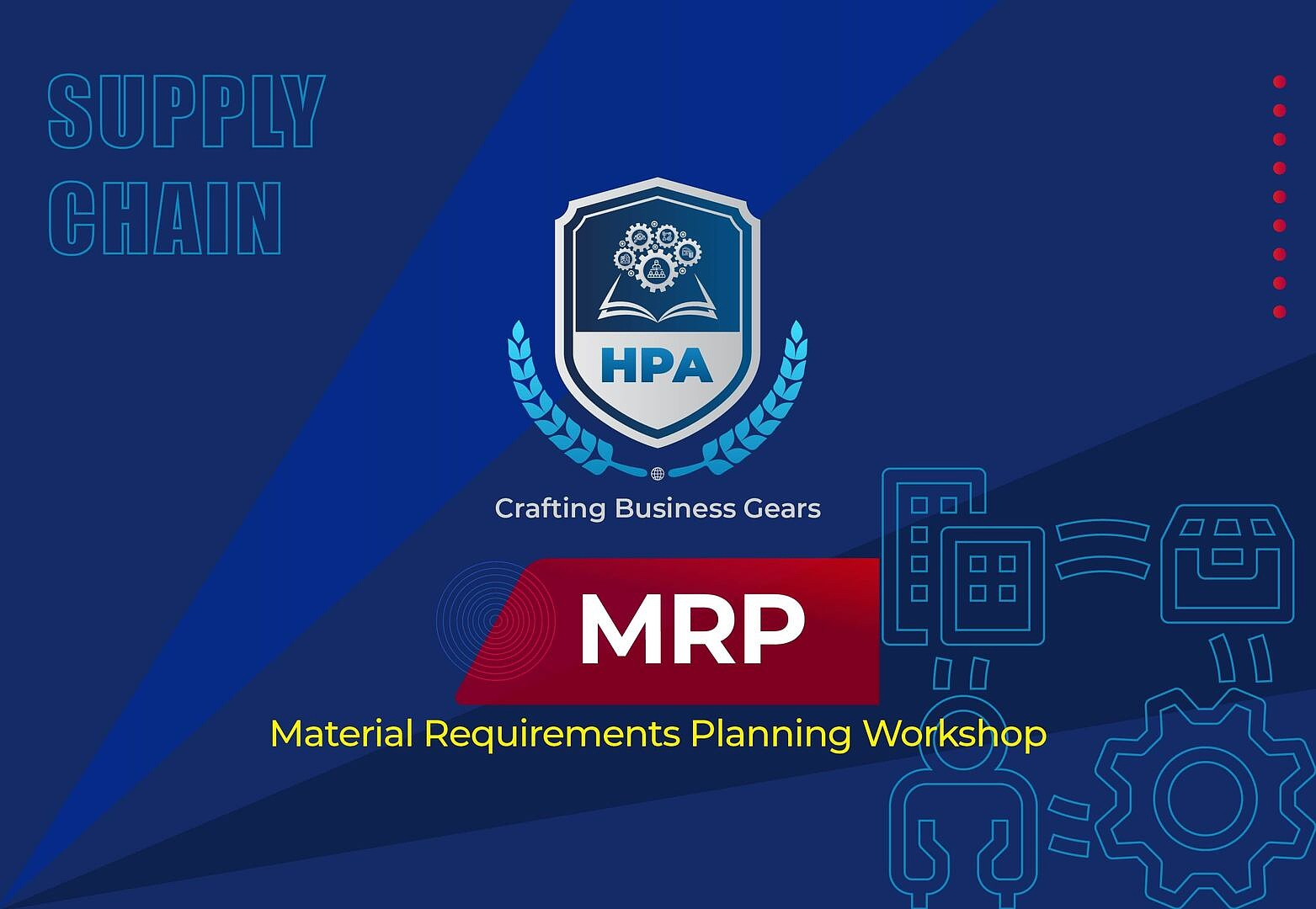 Material Requirements Planning Workshop