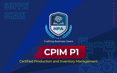 CPIM P1 | Certified Production and Inventory Management