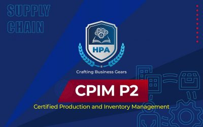 CPIM P2 | Certified Production and Inventory Management