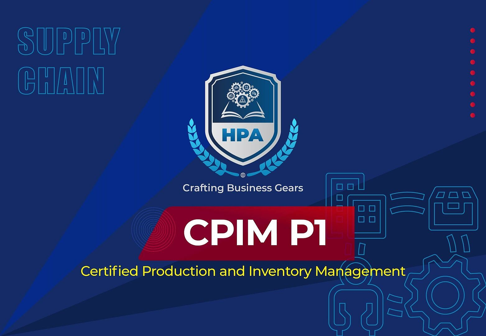 Certified Production and Inventory Management