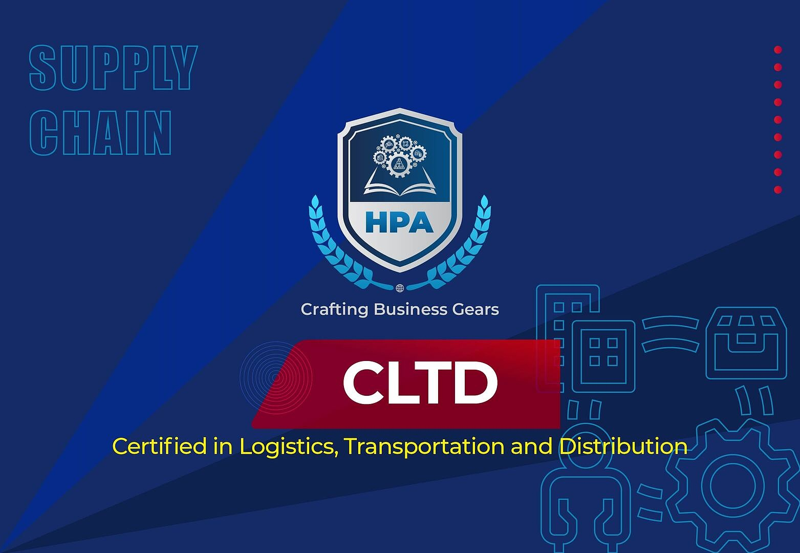 International Diploma in Logistics and Transport