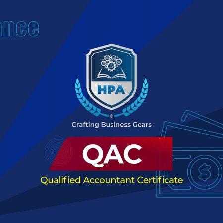 QAC | Qualified Accountant Certificate