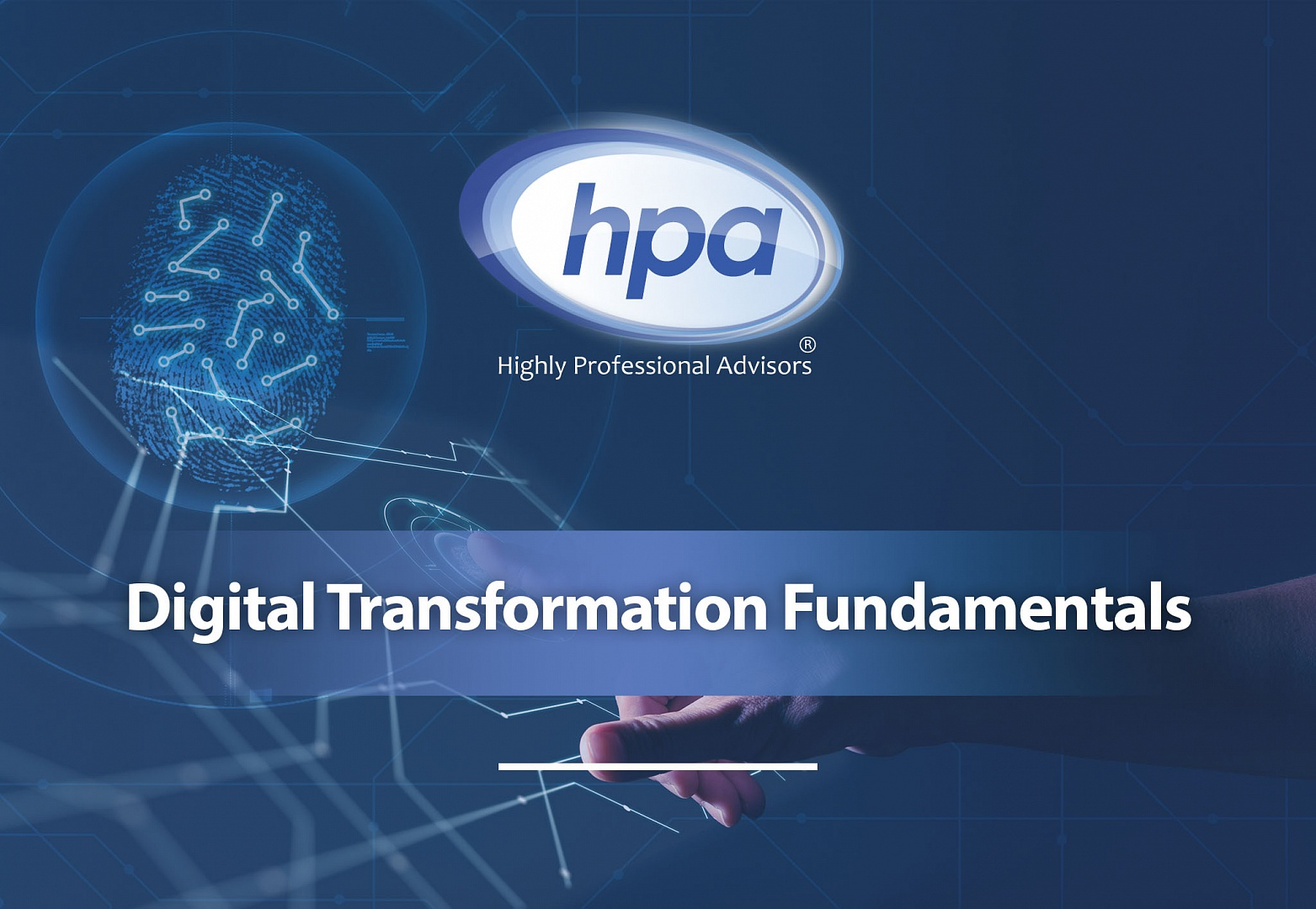 Digital Transformation Fundamentals