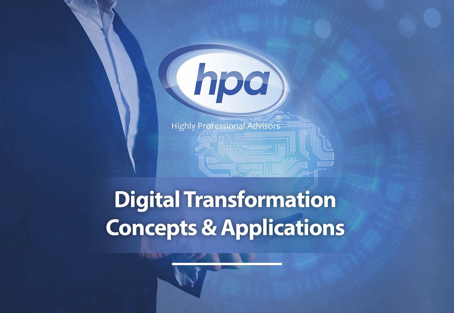 Digital Transformation Concepts & Applications